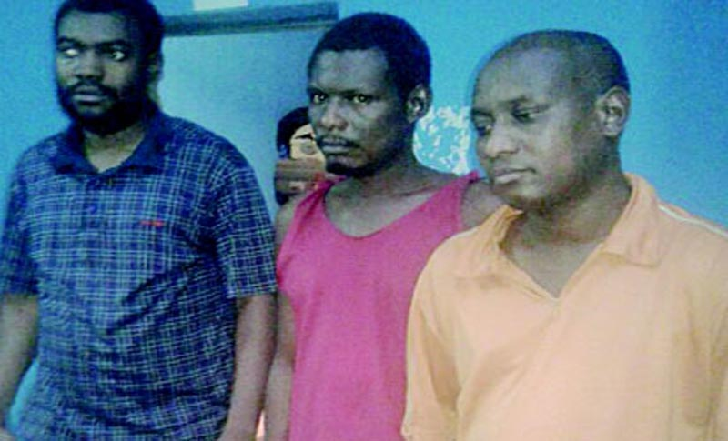 Femi Otedola has spiritual powers and we couldn't kidnap him - suspects