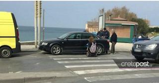 Γυναίκα ΑμεΑ «τιμώρησε» τον οδηγό που της έκλεισε τον δρόμο με τον πιο έξυπνο τρόπο