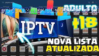 IPTV- Nova Lista Atualizada Maio 2018 HD SD Lista privativa Grátis
