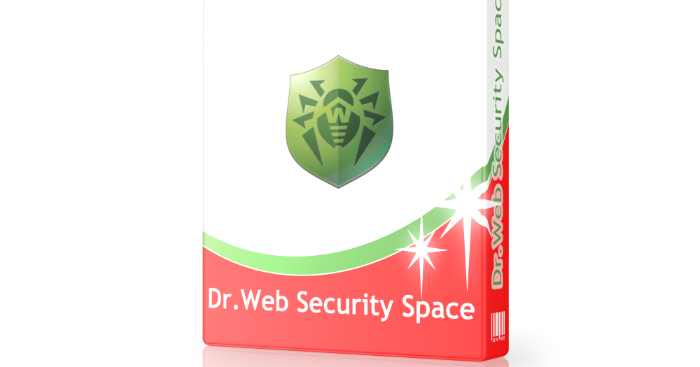 Dr web security space pro 6 00