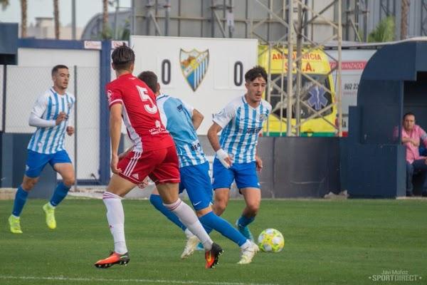 El Atlético Malagueño cae en casa contra el Almería B (0-3)