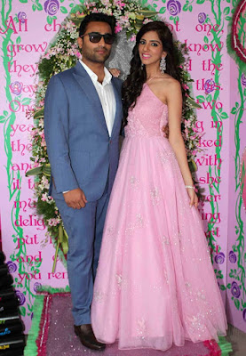 Nishka Lulla Dhruv wedding brunch