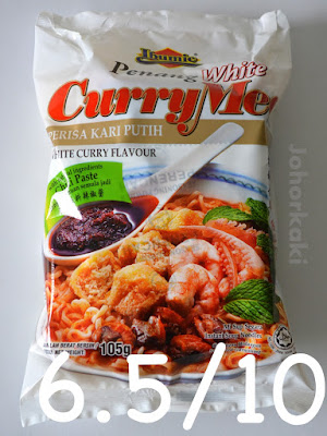 Ibumie Penang White Curry Mee Instant Noodles