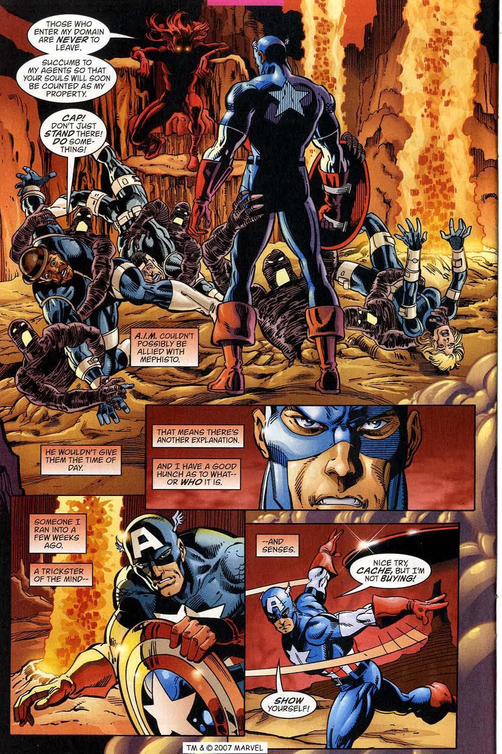 Captain America (1998) Issue #39 #46 - English 24