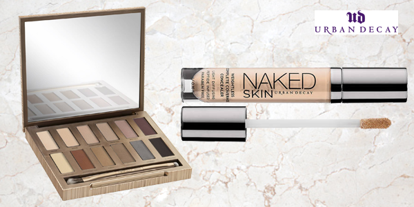 Wishlist spécial Make-Up - URBAN DECAY