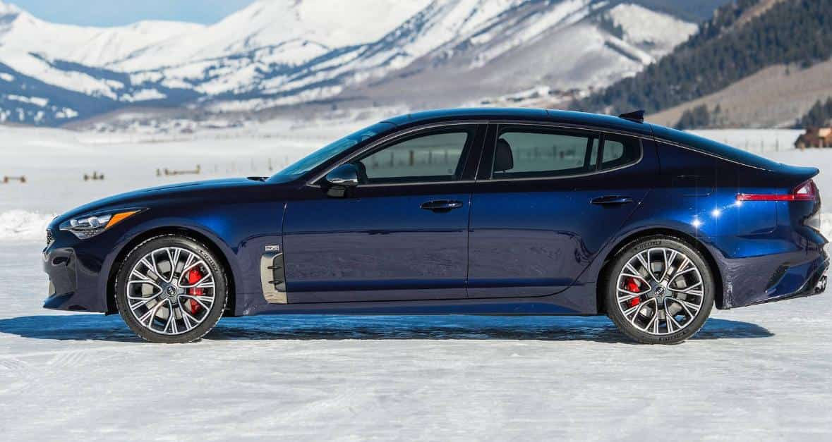 2019 Kia Stinger GT Atlantica, Specs and Release Date