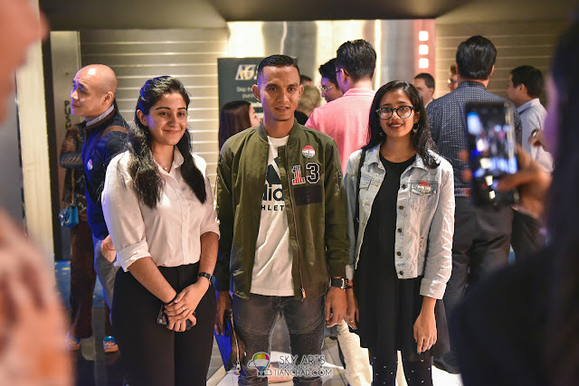 Hungary Film Fiesta 2018 at GSC Pavilion KL with Faiz Subri