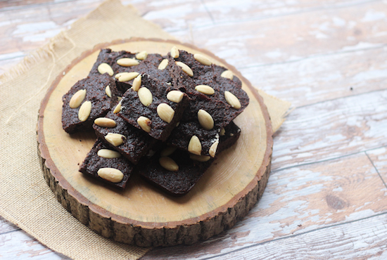 Manuka honey brownies