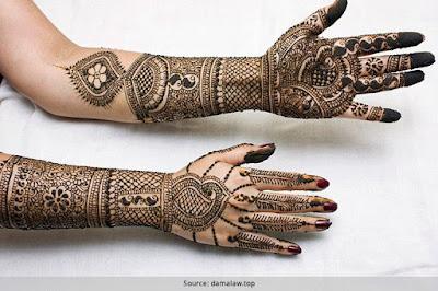 Latest-&-stunning-punjabi-mehendi-designs-2017-for-girls-15
