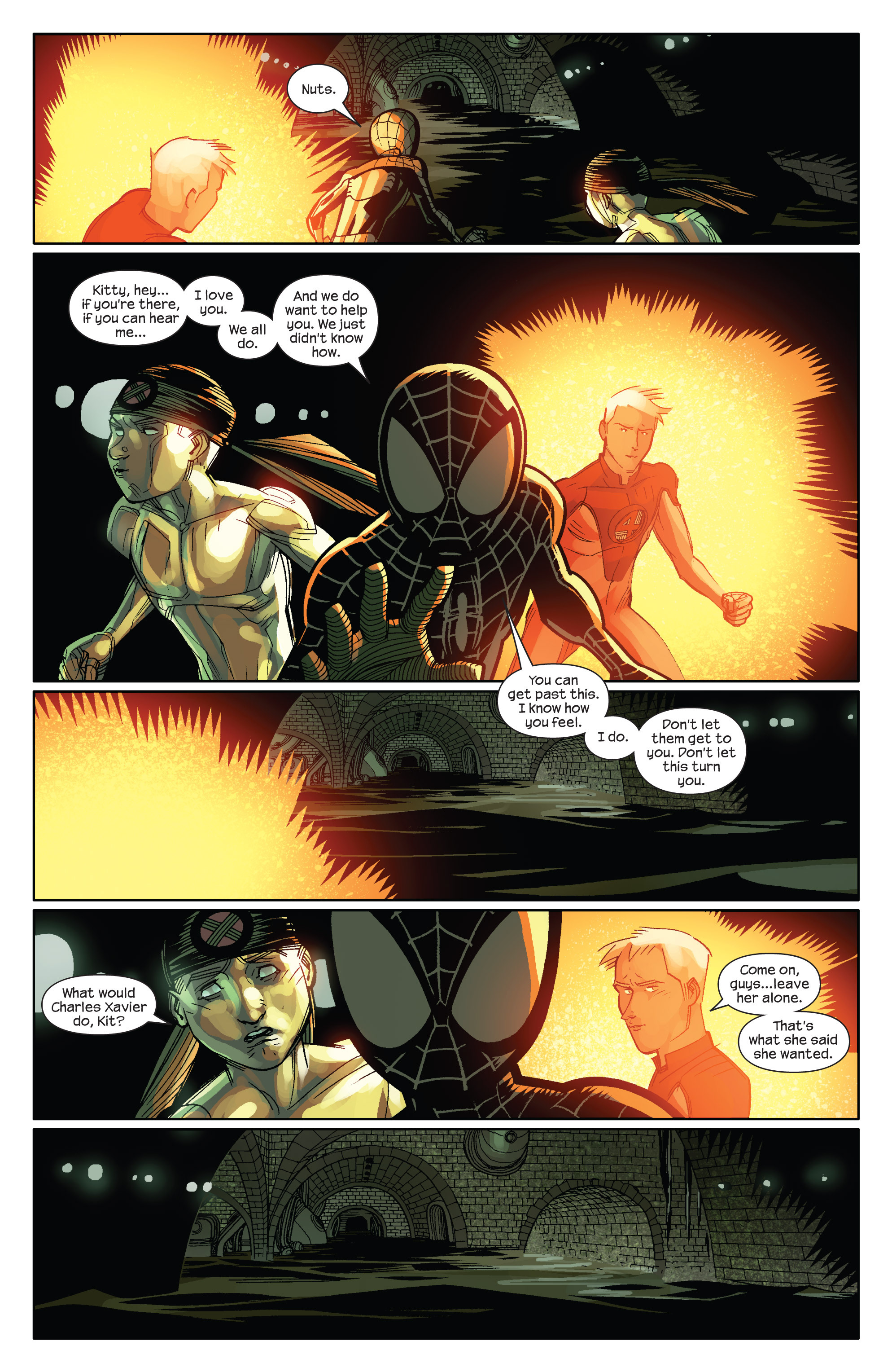 Read online Ultimate Spider-Man (2009) comic -  Issue #10 - 20