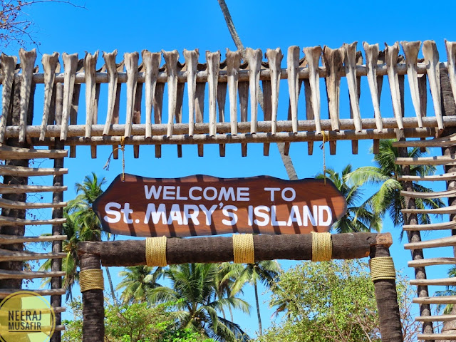 Welcome to St. Mary's Island