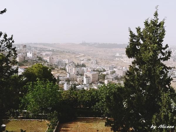 Panorama-priveliste-Bethleem-Palestina-poza