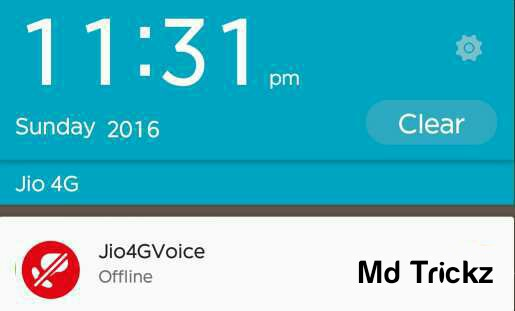 How to Fix Reliance Jio 4G Voice offline Problem 100