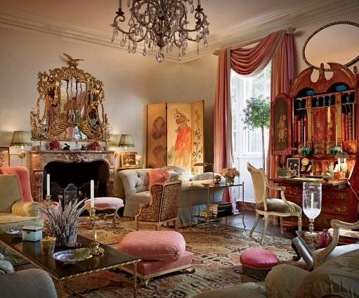 The Glam Pad Patricia Altschul S Manhattan Maisonette