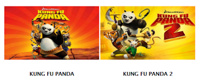 Kung Fu Panda sequels on Netflix