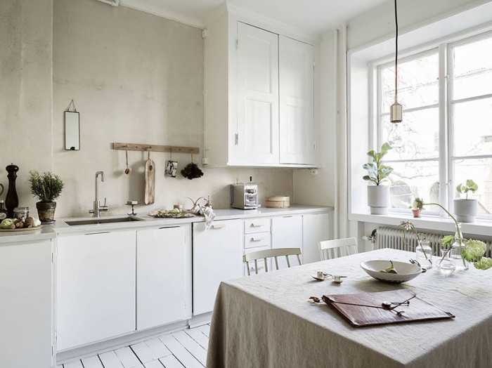 Una bonita casa con una cocina de ensue o alquimia deco - Cocinas de ensueno ...