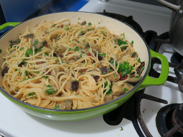 'Let my eggplant go free!' with spaghetti | Salt Sugar and I