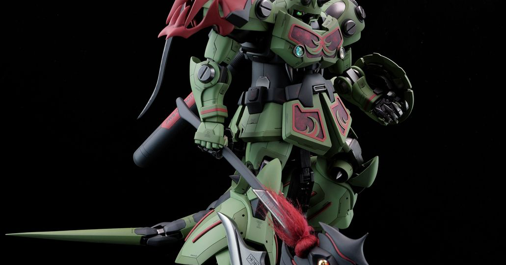 GUNDAM GUY: MG 1/100 D...