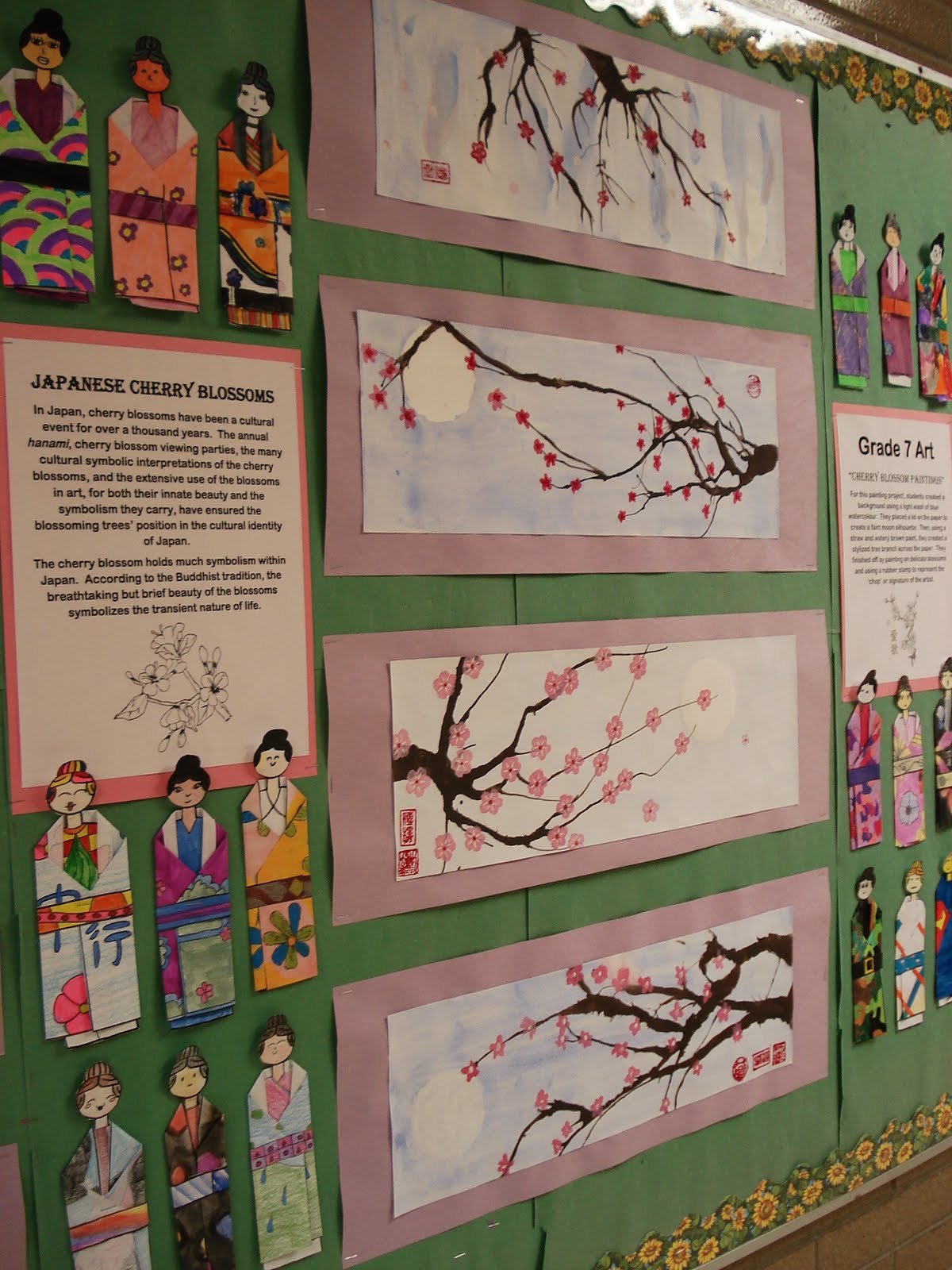 A Faithful Attempt Folded Paper Japanese Kimonos