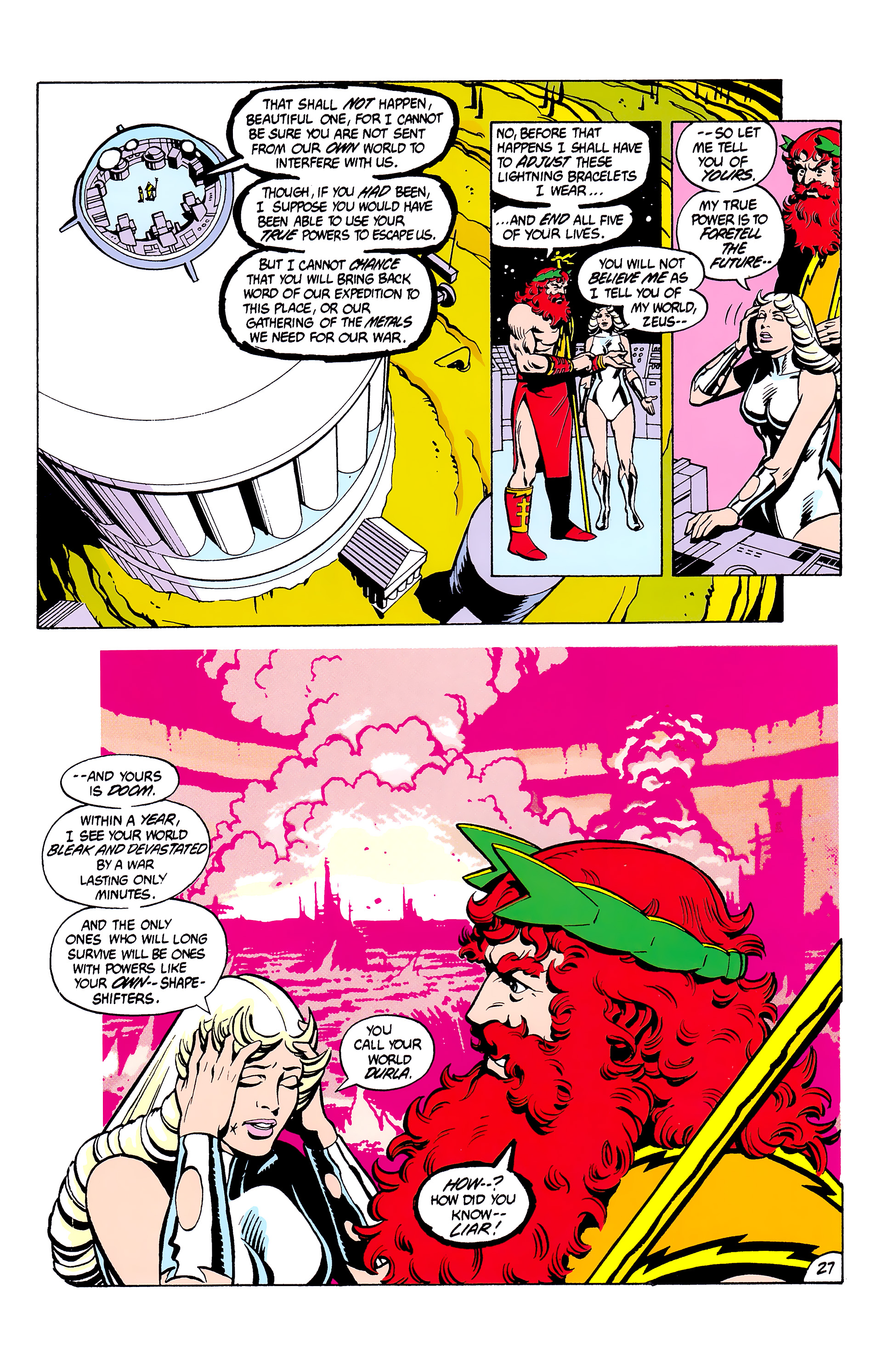 Legion of Super-Heroes (1980) _Annual_2 Page 27