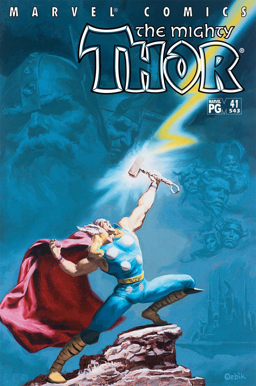 Thor (1998) Issue #41 #42 - English 1