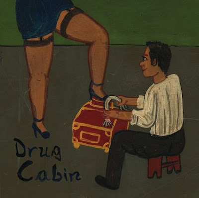 AP Review: Drug Cabin's Self Titled Album- Provides a Natural High