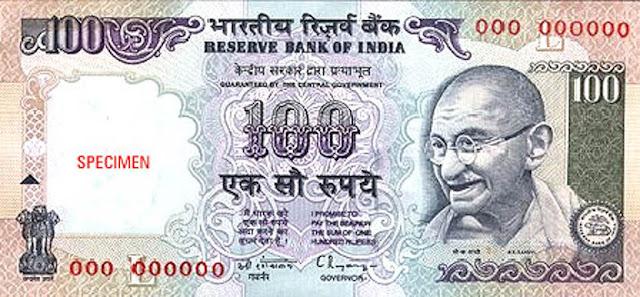 Rupia, la moneda de la India