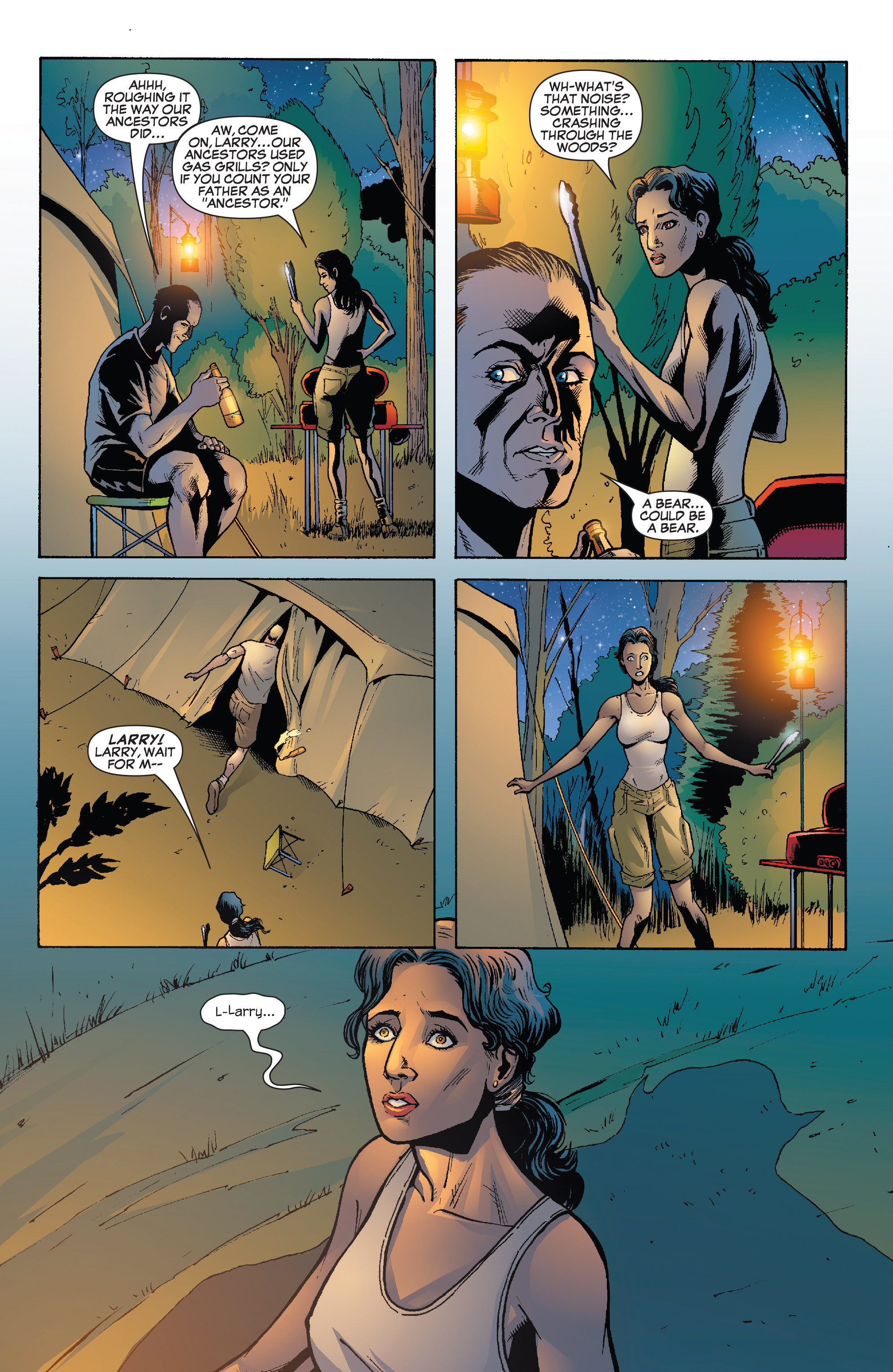 Read online She-Hulk (2005) comic -  Issue #25 - 15