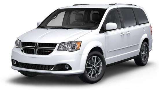 2016 Dodge Grand Caravan SE Concept