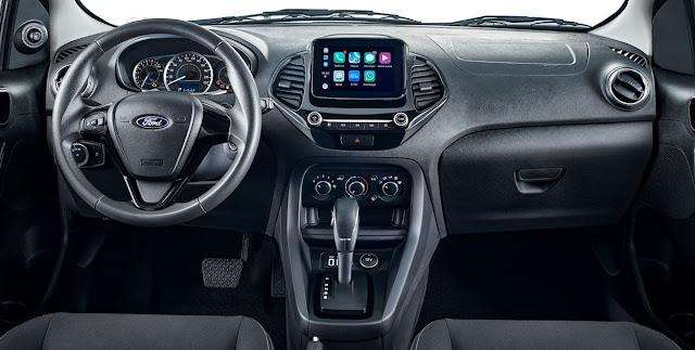 Ford Figo 2019 - car one tv
