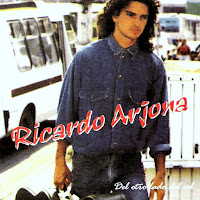 Resultado de imagen para ricardo arjona 1991 - Del Otro Lado Del Sol