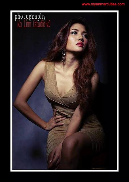 Marina Aims To Be An International Standard Photo Model