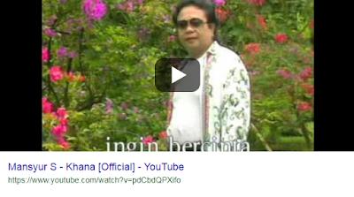 Download Lagu Mansyur S-Download Lagu Mansyur S Khana mp3-Mansyur S Khana mp3 Gratis