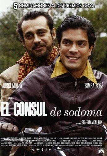 El cónsul de Sodoma - Pelicula + Musica - España - 2009