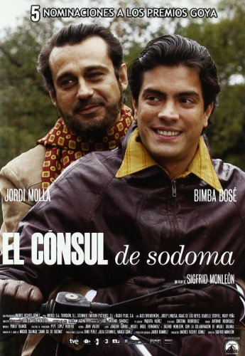 El Consul de Sodoma - Pelicula + Musica - España - 2009