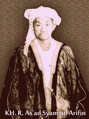 KH. As'ad Syamsul Arifin