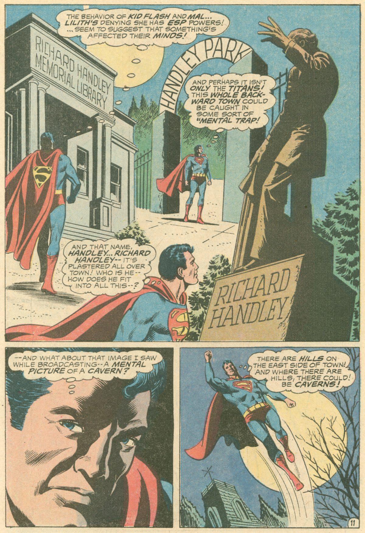 Read online World's Finest Comics comic -  Issue #205 - 14