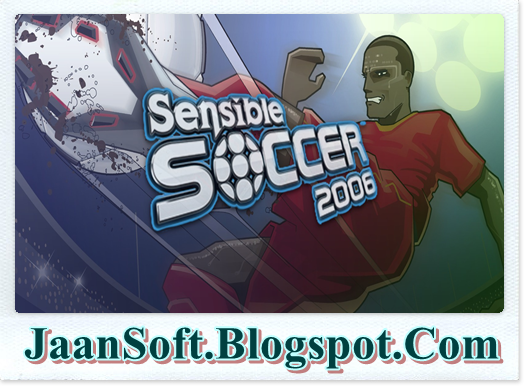 Download Sensible Soccer 2006 For PC Full Version