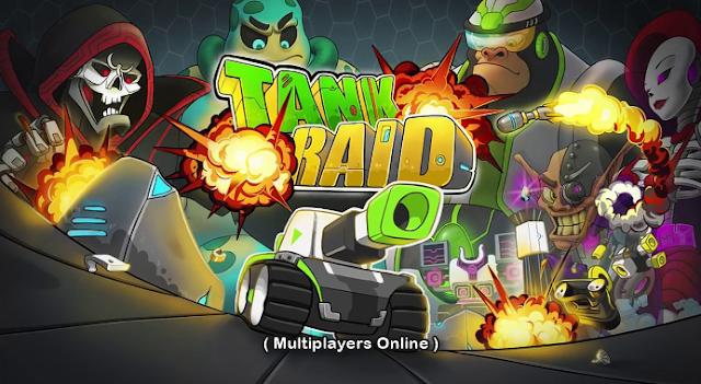 Download Tank Raid Online Mod Apk Terbaru