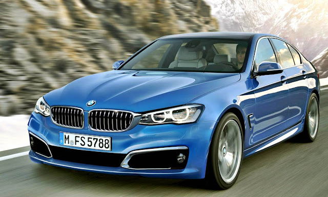 2018 BMW 5 series Release Date
