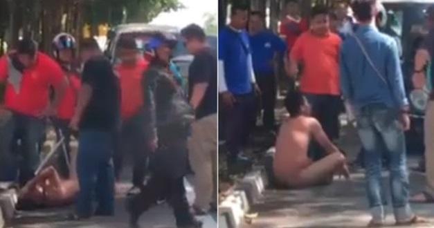 'Saya Dipukul Dan Dipaksa Cium Kasut Ketua Mereka' - Padah Muat Naik Status Terlebih Lancang Lelaki Ini Akhirnya Kena Belasah