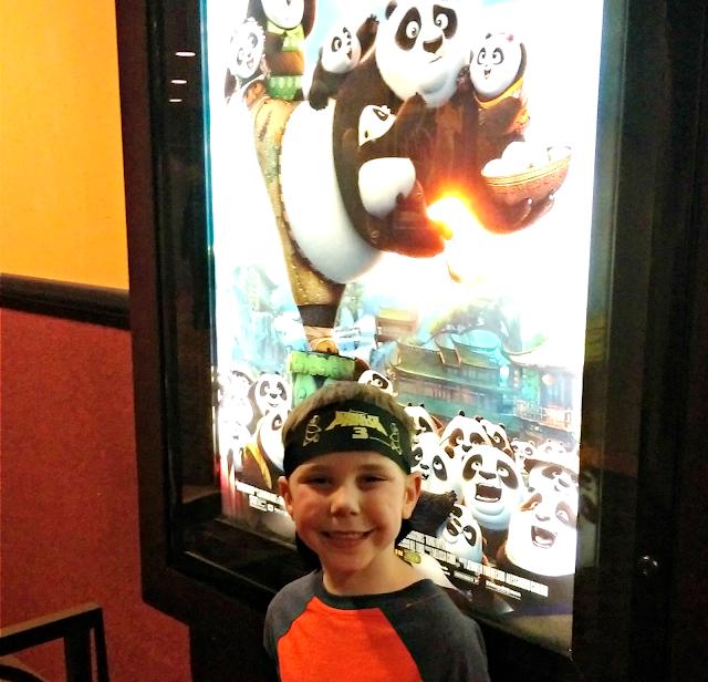 Kung Fu Panda 3 Movie Review