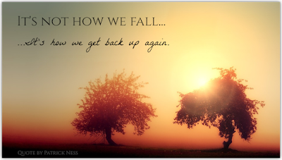 "Poem: ""It's Not How We Fall"""