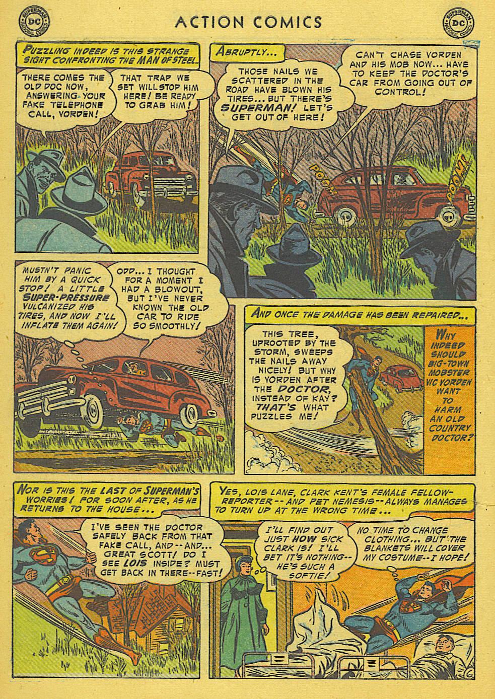 Action Comics (1938) 191 Page 7