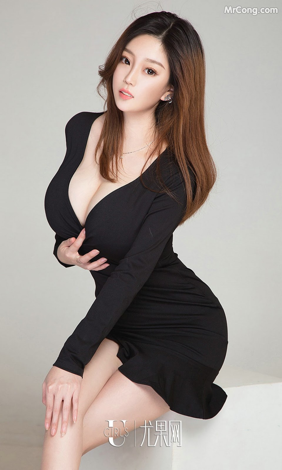 Image UGIRLS-Ai-You-Wu-App-No.1286-Meng-Shi-Duo-MrCong.com-009 in post UGIRLS – Ai You Wu App No.1286: Người mẫu Meng Shi Duo (孟十朵) (35 ảnh)