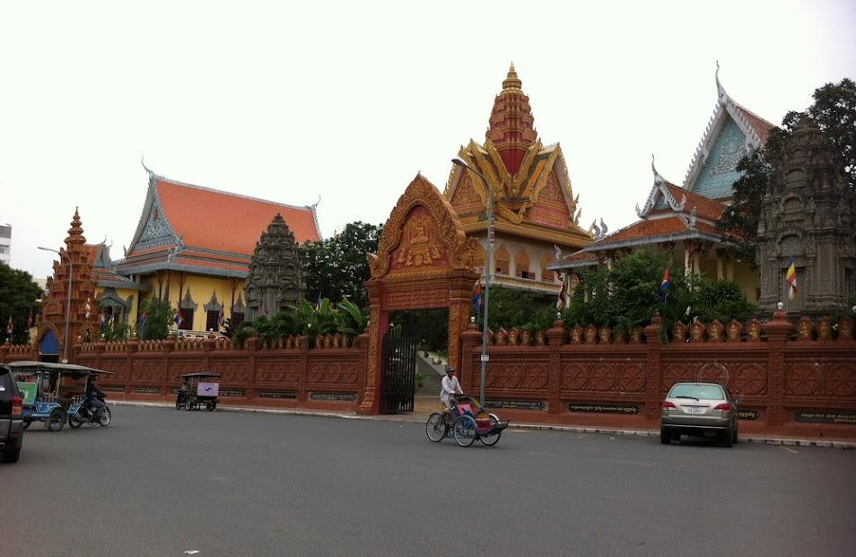 Những ngày ở Campuchia