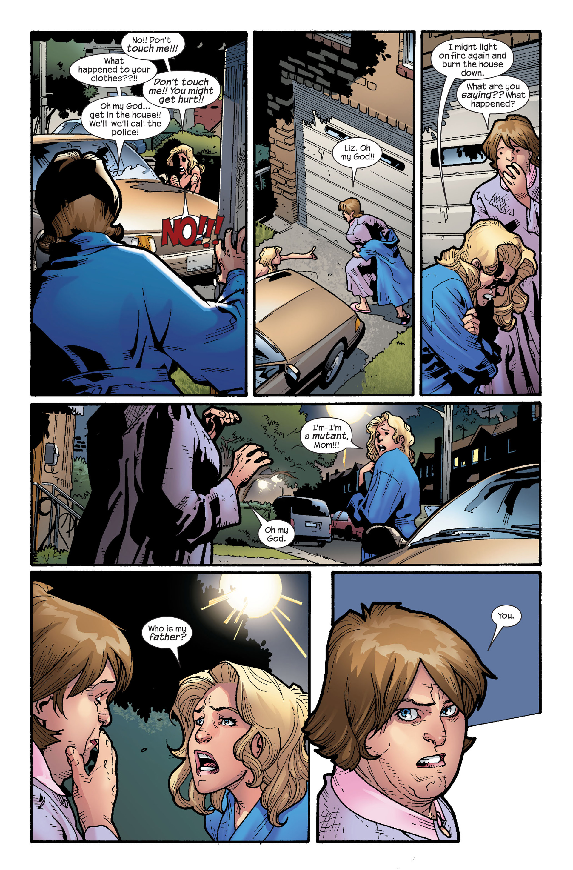Read online Ultimate Spider-Man (2000) comic -  Issue #120 - 10
