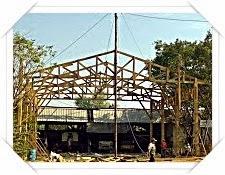 Kuda Baja Ringan Bentang 15 M Kontruksi Dan Struktur Bagunan