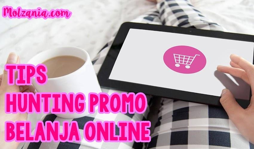 Tips Berburu Promo Belanja Online Menjelang Lebaran