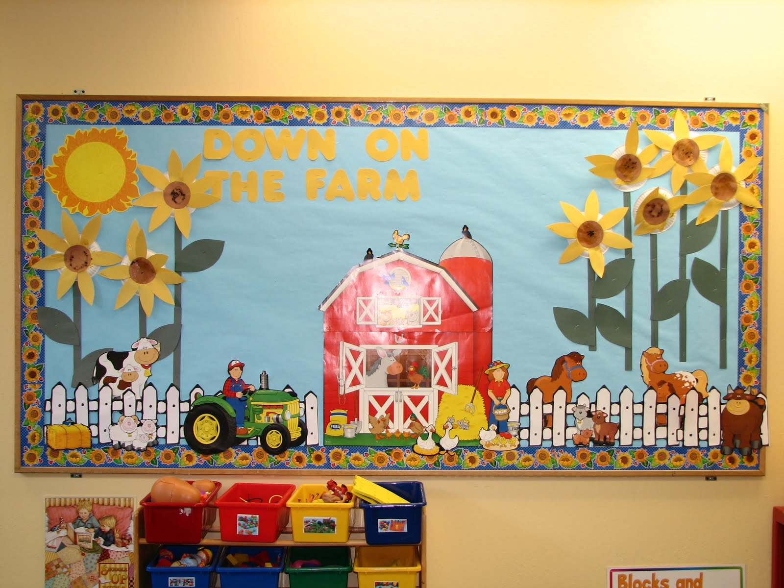 Classroom Decoration For Primary Classes ~ Preschool ideas for year olds back to school